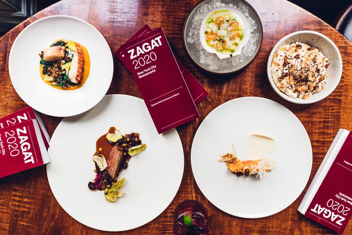 40 Years of Zagat