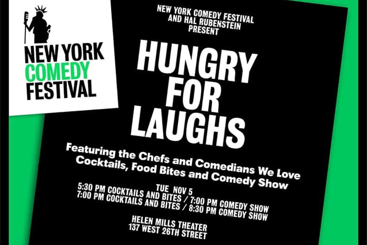 Hungry For Laughs