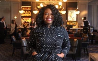 Lasheeda Perry is the Queen of Flavor and Pastry Competitions