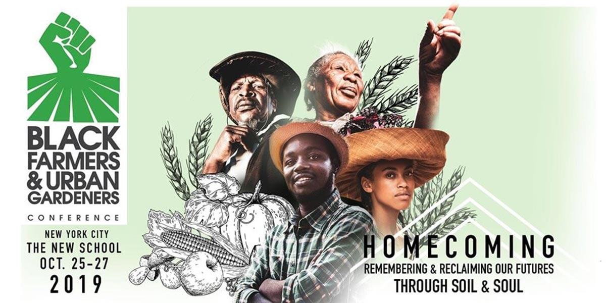 Black Farmers & Urban Gardeners Conference
