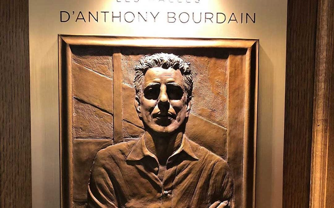 "Culinary Institute of America unveils ""Les Halles D'Anthony Bourdain"""