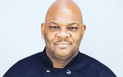 Meet Chef Jesse Jones