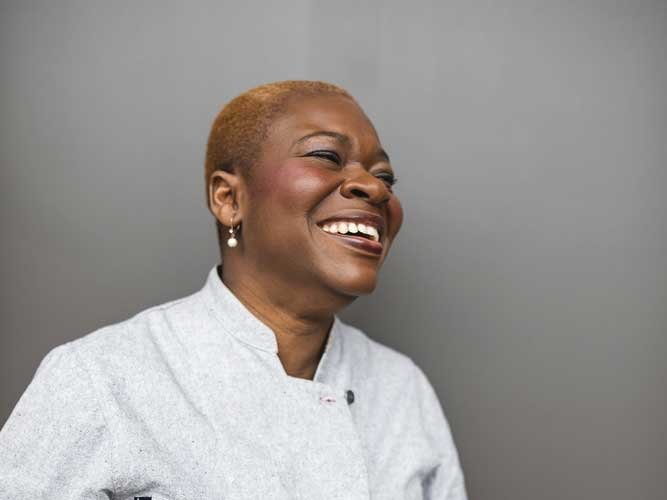 Meet Mawa McQueen, Chef/Owner of Mawa's Kitchen in Aspen, CO