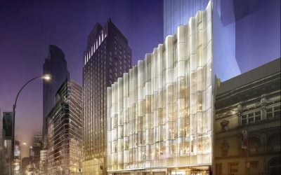 Nordstrom NYC Restaurants Include In-Store Delivery and Bars – Bloomberg