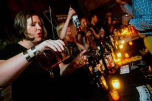 7th Annual Whiskey Washback