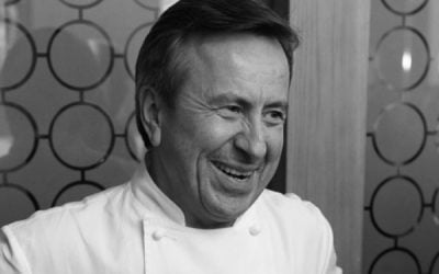 Daniel Boulud: A down-to-earth star