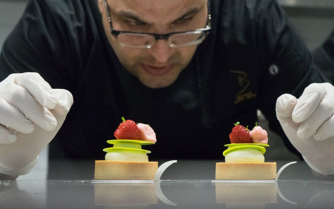 If you've tried this Miami bakery you are eating desserts by the best pastry chef in the U.S.