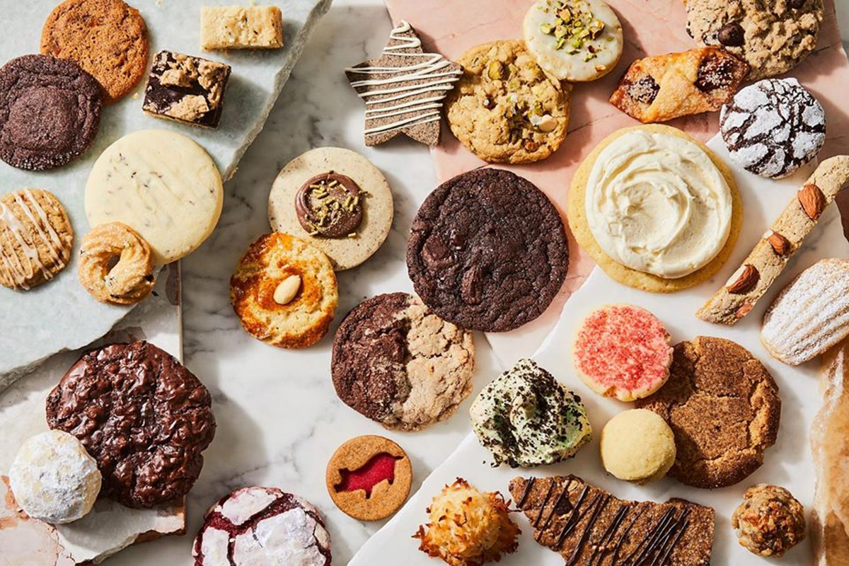 The Holiday Cookie Chronicles