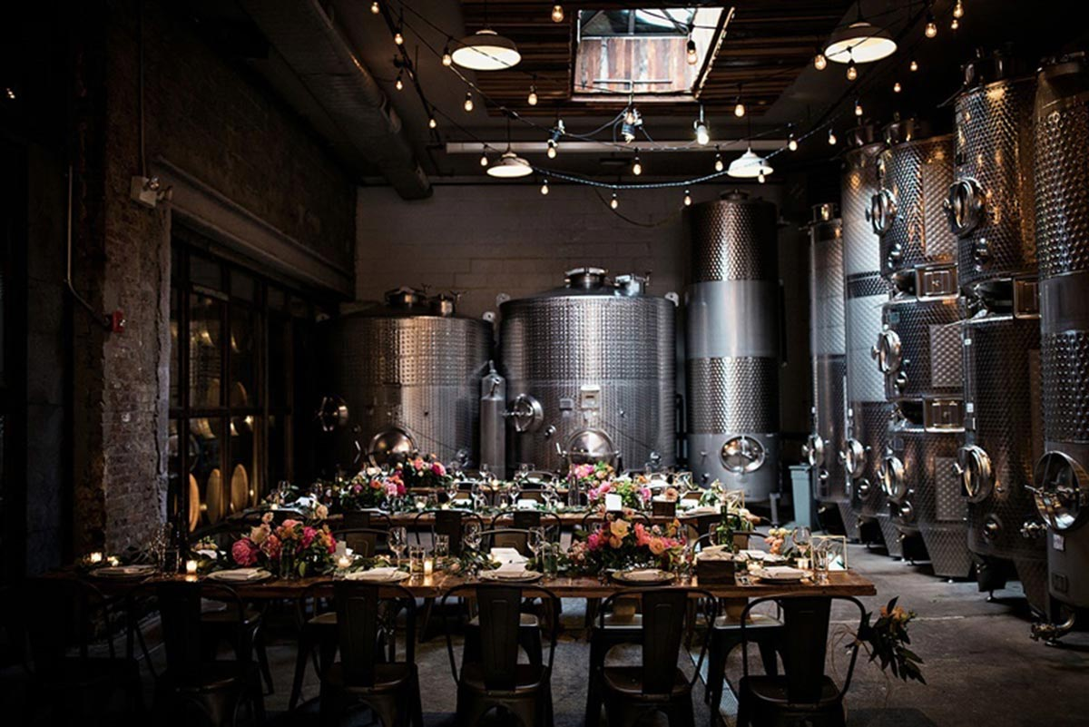 Brooklyn Winery 101