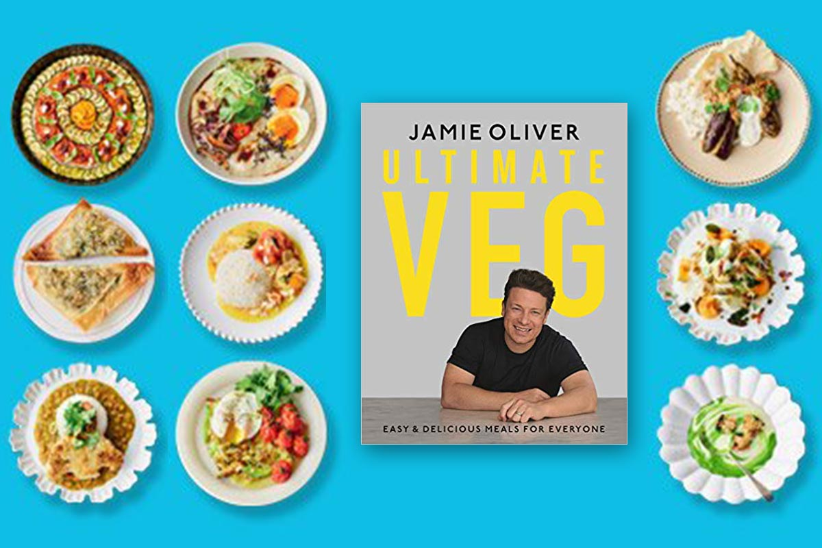 Jamie Oliver in Conversation with Carla Hall