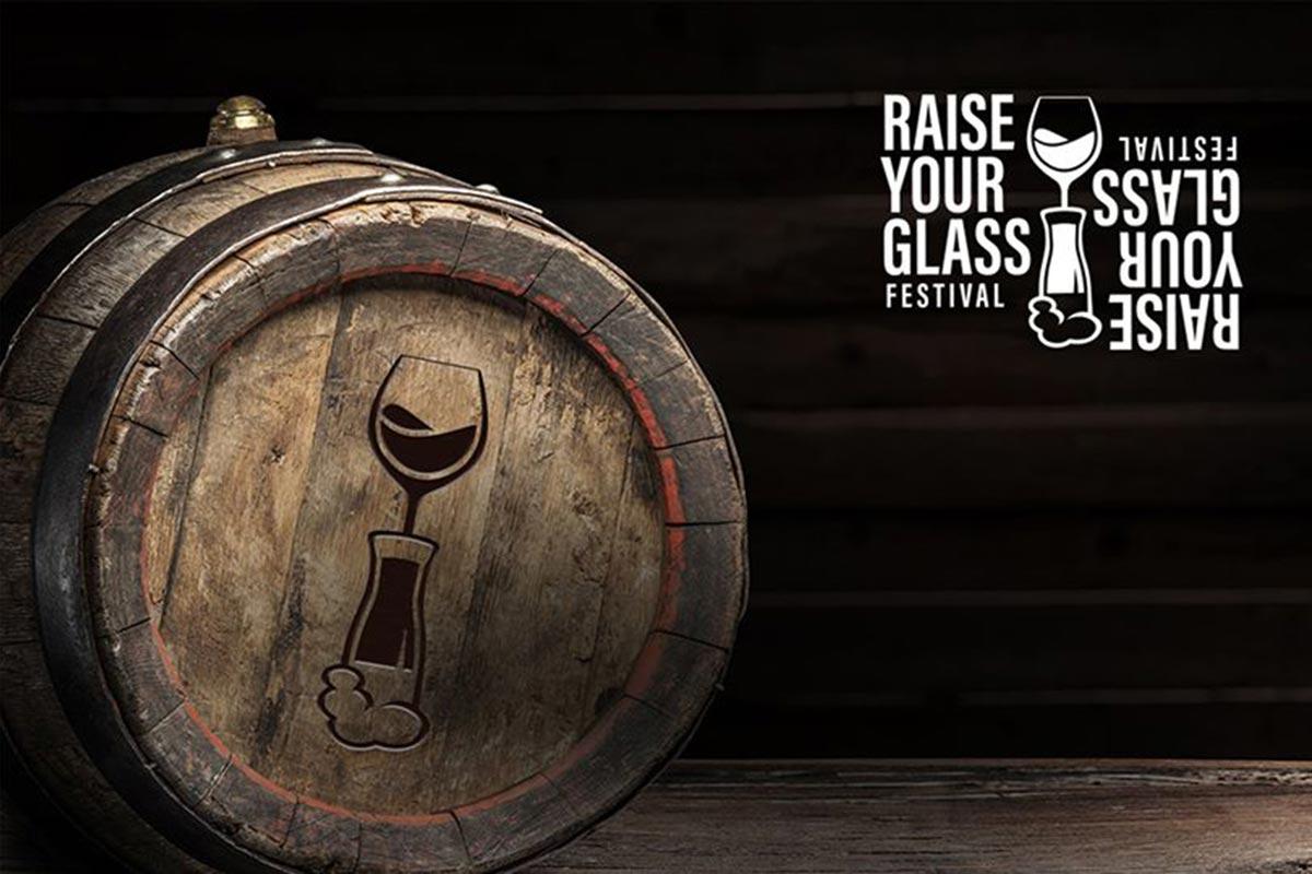 3rd Annual Raise Your Glass Festival