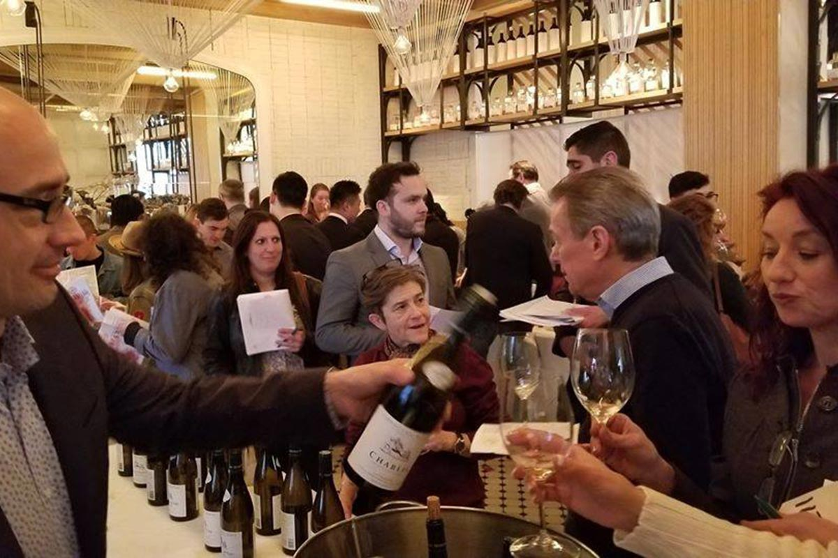 Wines of Burgundy Tasting Seminar