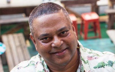 Podcast with Chef Raymond Mohan Chef/Owner of Lolo's Seafood Shack