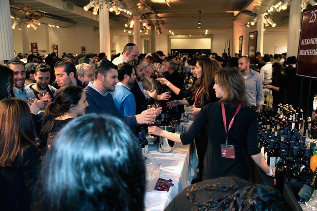 Kosher Food & Wine Experience