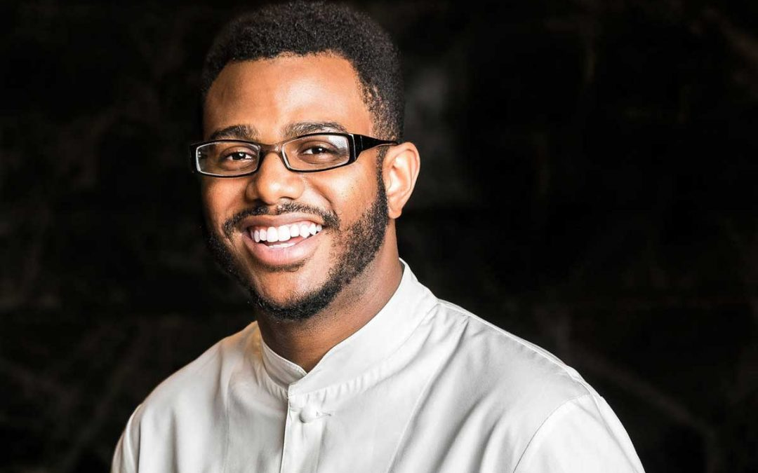 'Notes from a Young Black Chef' sets pace in American dream race