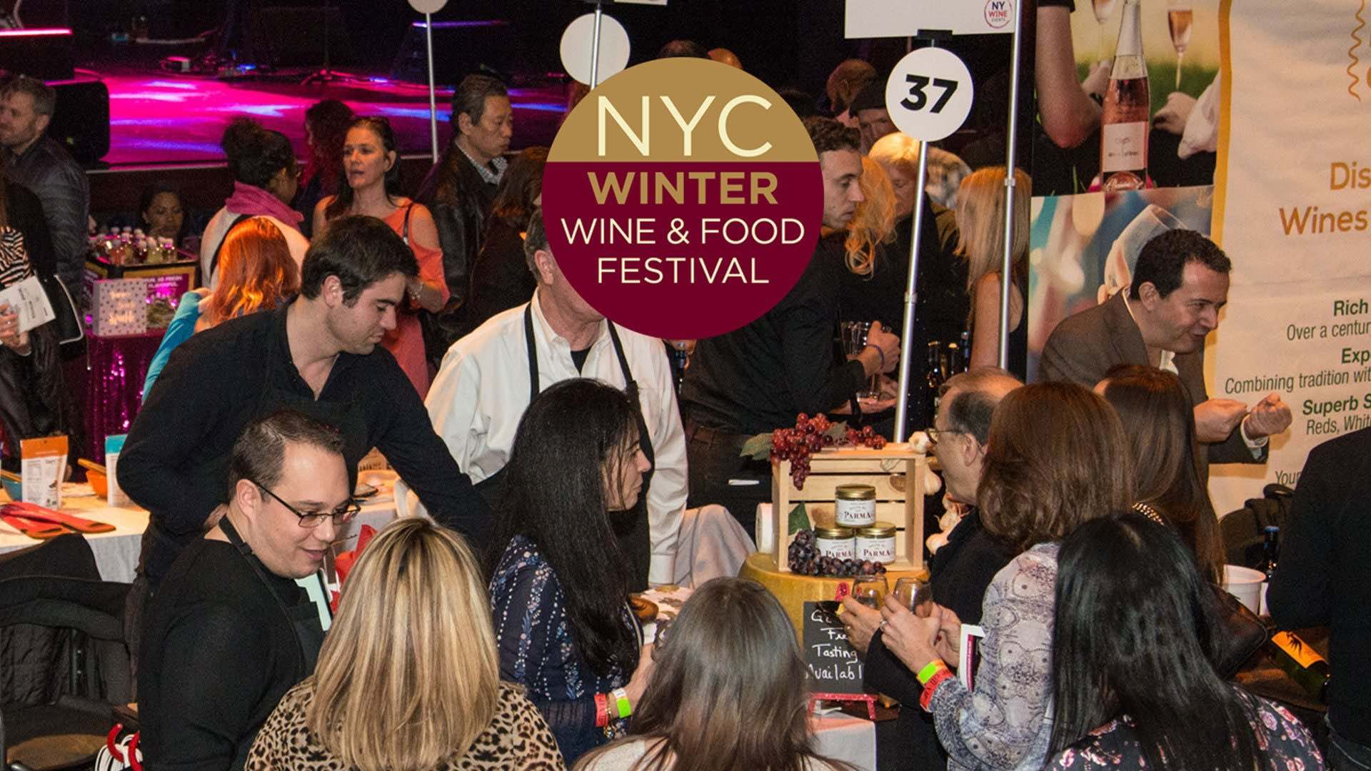 NYC Winter Wine & Food Festival