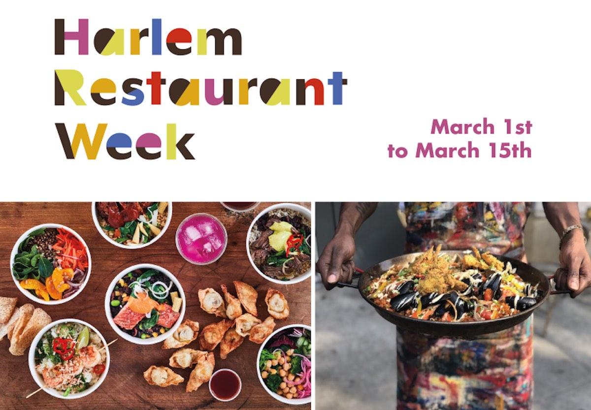 Harlem Restaurant Week Spring 2020
